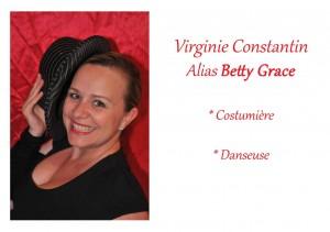 Présentation Betty Grace