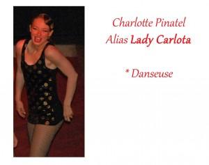 Présentation Lady carlota 2