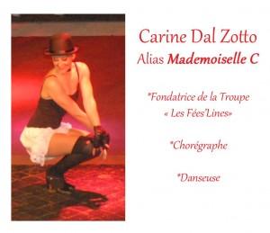 Présentation Mademoiselle C 2