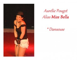 Présentation Miss Bella