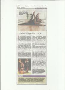 L'HEBDO - article Studio 18 sept 2013